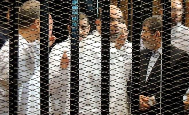 Morsi's protesters deaths trial adjourned