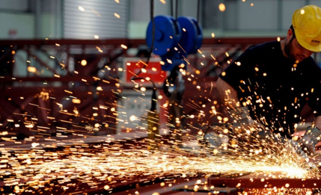 Turkey´s Industrial Production up in January