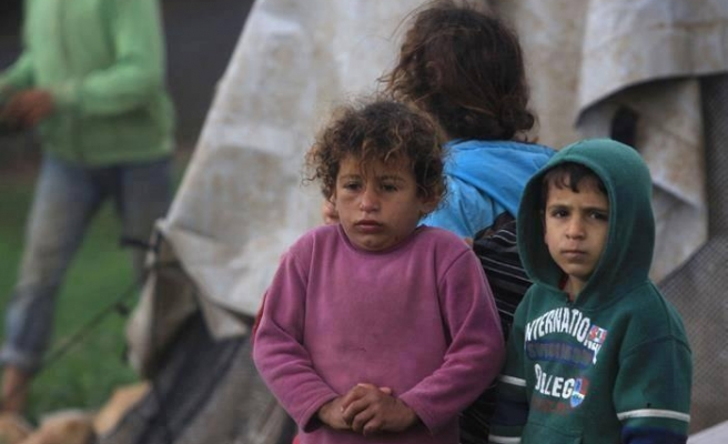 2,000 Syrian refugee children starving in Lebanon