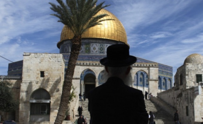 Israeli ministry working to allow Jews to pray in Al-Aqsa