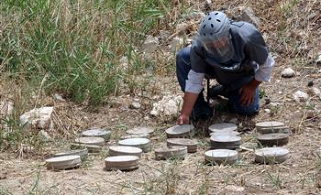 Two aid workers injured in landmine explosion in Mali