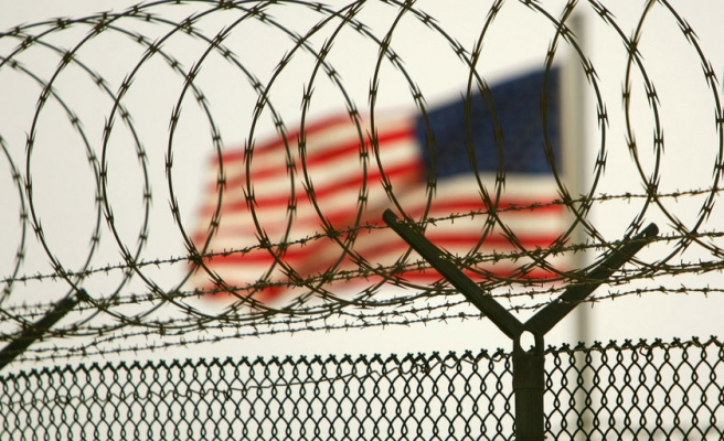 Guantanamo prisoner boycotts hearing to avoid body search