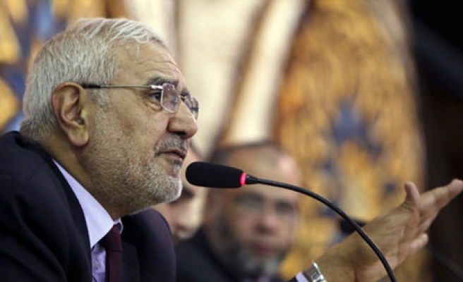 Abol Fotouh says Egypt is now 'republic of fear'