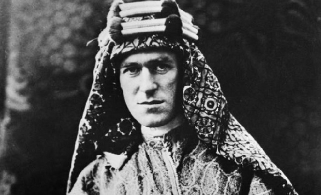 Who was the real Lawrence of Arabia?