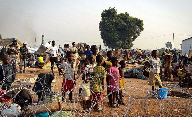 20 trucks arrive in Bangui with food supplies