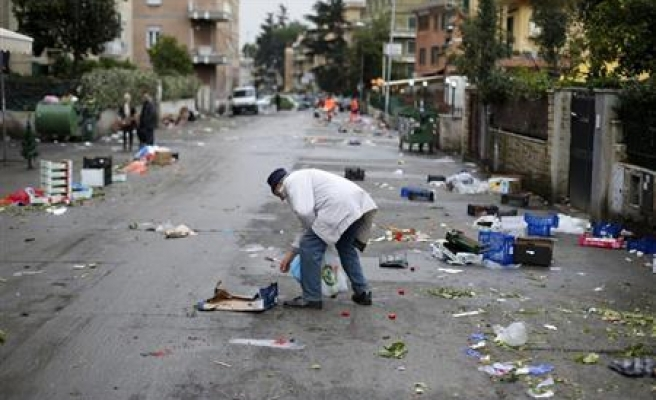 Rampant food waste a barrier to cutting poverty