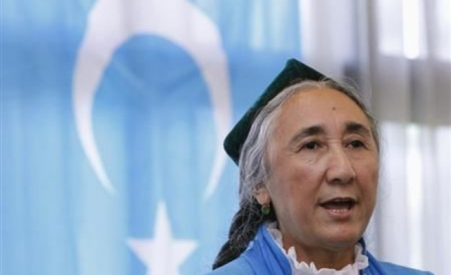 Uighur leader fears China's 'iron fist' after attack