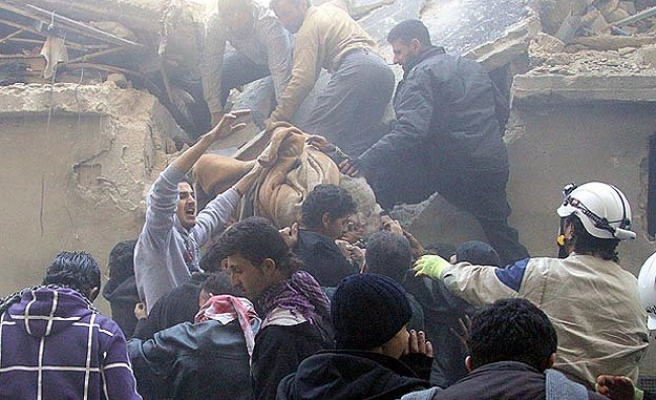 Syria death toll passes 130,000