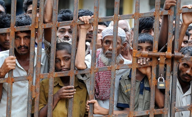 Rohingya could be detained under Myanmar draft plan