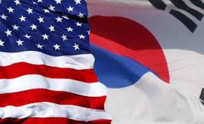 US-South Korea joint military drills begin