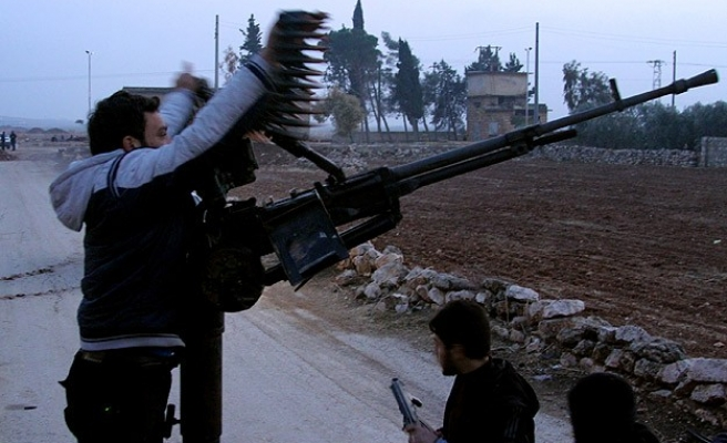 ISIL inks truce with Syria rebel brigade