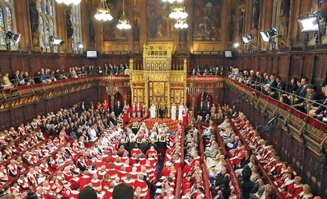 UK Lords push for Trump to address parliament in July visit