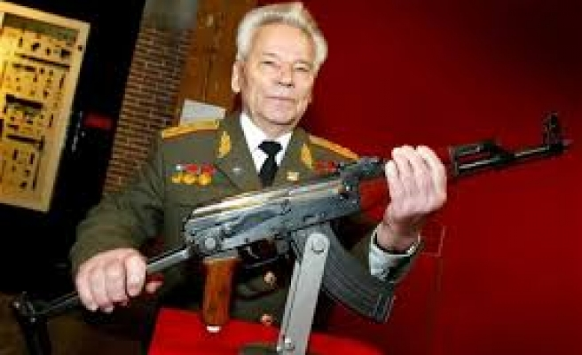 Kalashnikov to open weapons factory in India