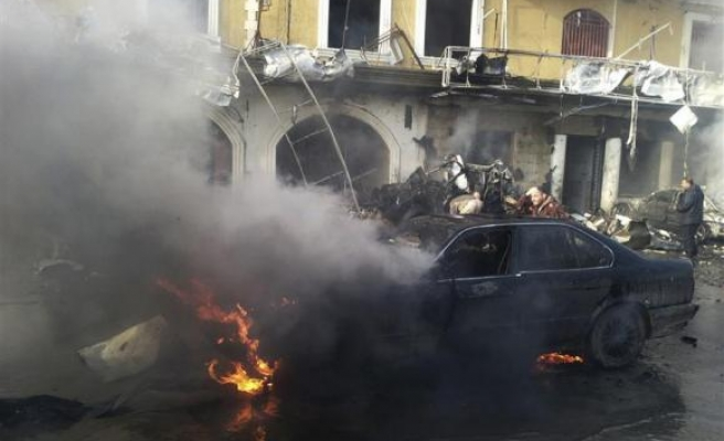 3 killed in Lebanon bomb attack