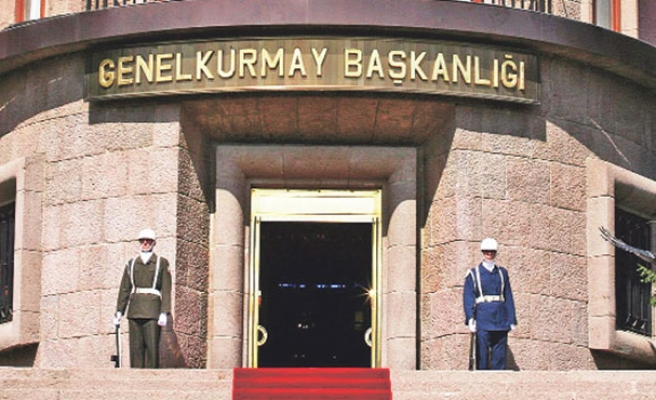 Turkish General Staff issues clarification on peshmerga