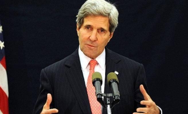 Russia seeks pretext to invade more of Ukraine - Kerry