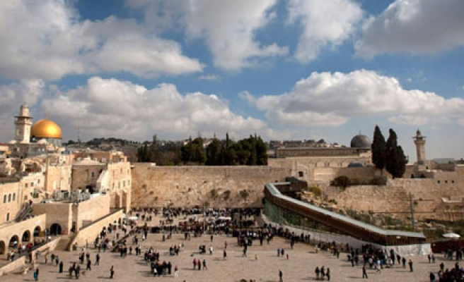 Israel to build Jewish museum near Al-Aqsa Mosque