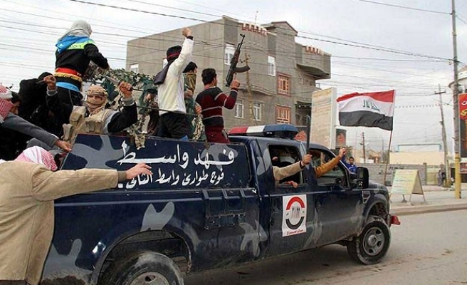 20 Iraqi policemen reportedly kidnapped in Fallujah