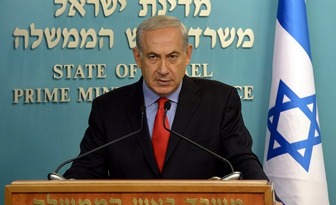 Netanyahu vows action against PA over ICC bid