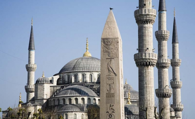 Turkey to build new tram line to connect cruise tourists to Blue Mosque