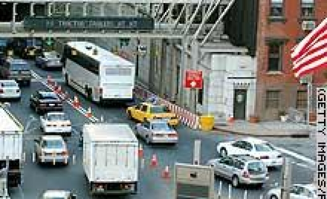 Bomb in Holland Tunnel