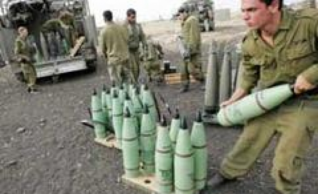US Rushes Laser-Guided Bombs to Israel