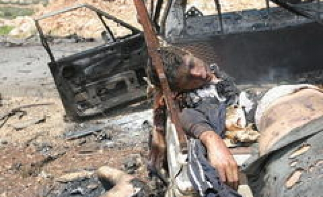 Pictures of Israel's Enmity Towards Humanity