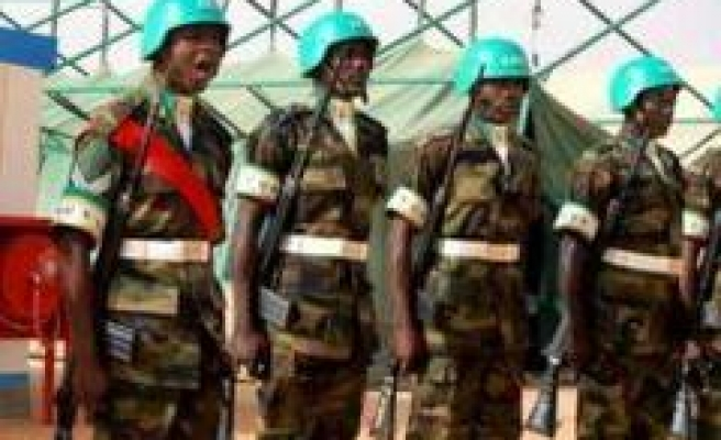 Annan wants stronger African Union Force In Darfur