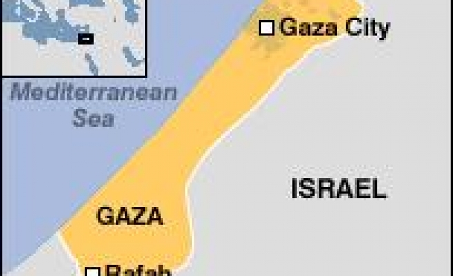 Five Killed In Gaza Air Strikes