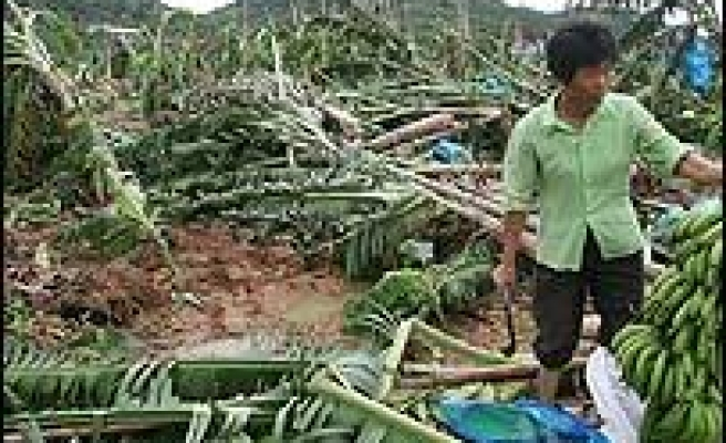 Dozens Die In South China Storm
