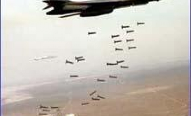 British Threat to Fighter Project