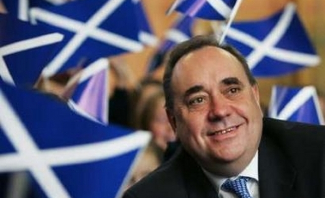 Leader says energy and fisheries make Scotland key to Europe
