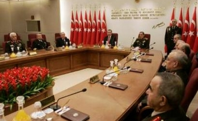 Turkish President Erdogan to head security meeting