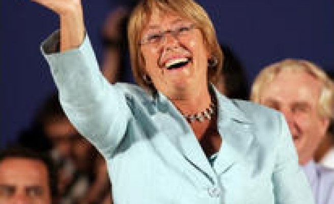 Chile Gets First Woman President