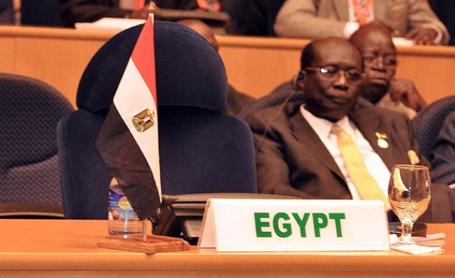 African Union meets without suspended Egypt