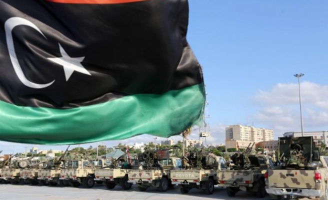 Son of Libyan Special Forces chief freed after month-long captivity