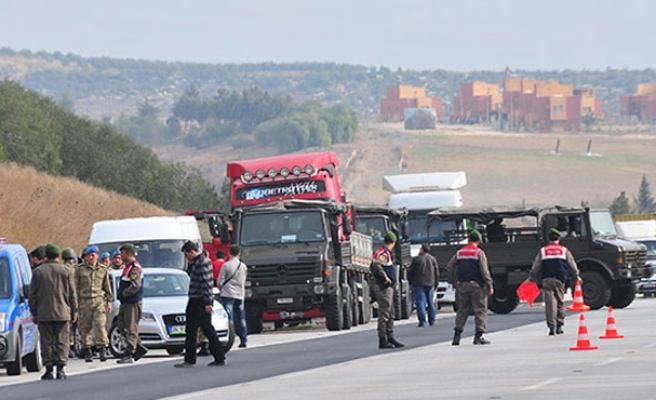Turkey to seek life sentence for vehicle search suspects