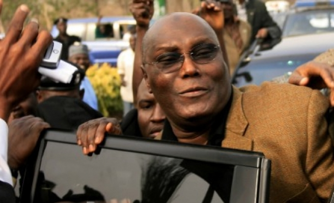Nigeria's ex-VP quits ruling PDP for opposition