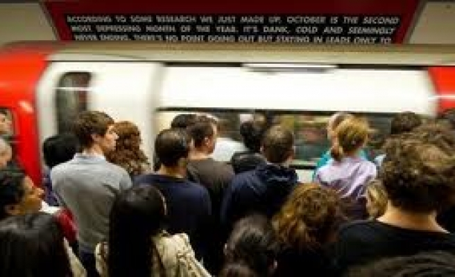 Londoners face travel chaos in tube strike