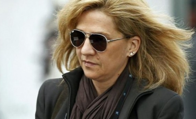 Spanish princess to appear in court for tax fraud