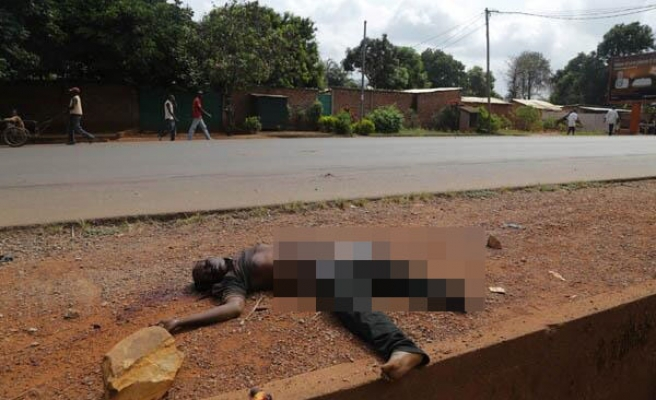 Another Muslim lynched in CAR as he flees the country