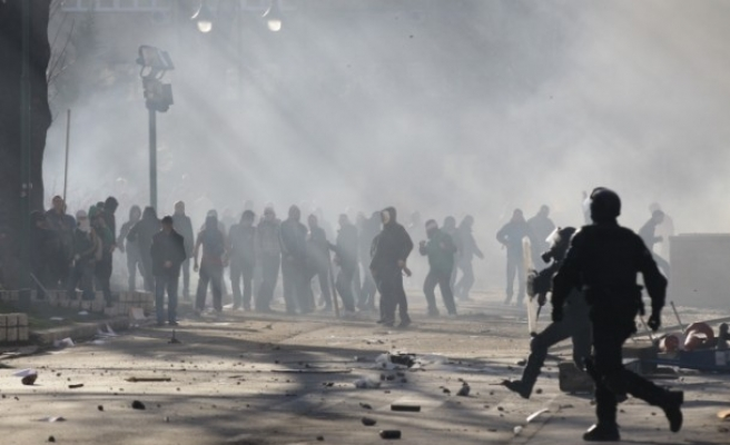 Bosnia indicts security chief over February unrest