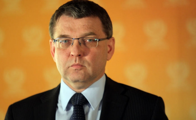 EU must be ready to impose sanctions on Ukraine, says Czech minister