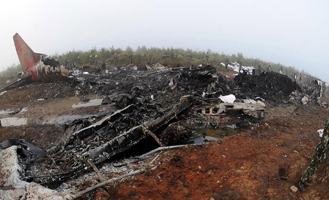Eight killed in plane crash in northern Mexico