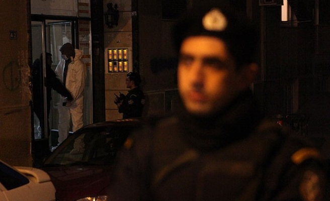 4 Turkish leftist outlaws arrested in Greece anti-terror raid