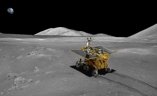 China restores communications with Jade Rabbit rover