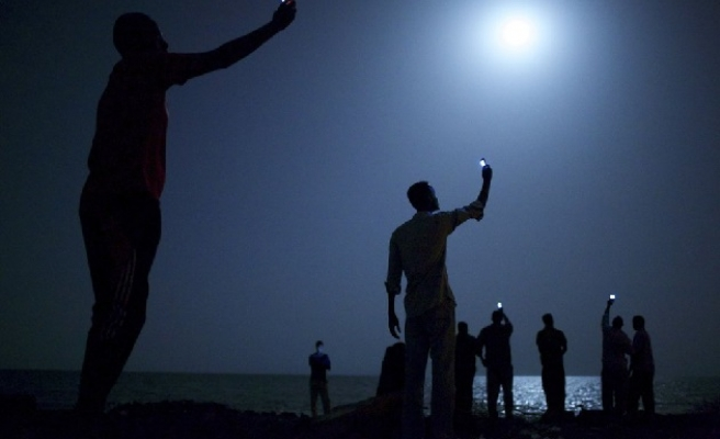 African migrants in Djibouti photo takes top prize