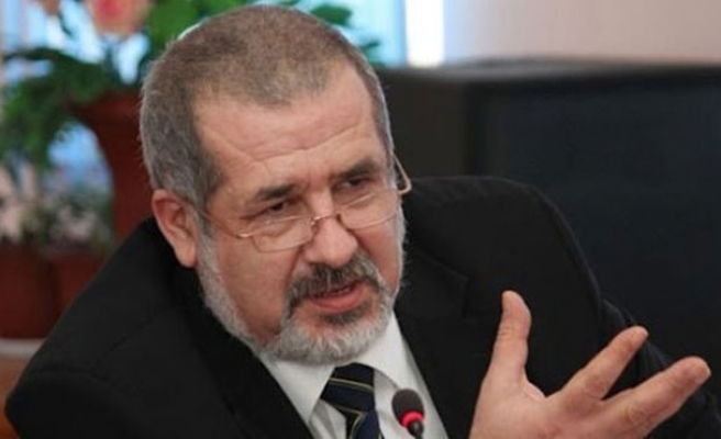 Crimean Tatar leader vows to stand against separatists in Ukraine