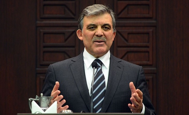 Turkey's president approves law on judiciary