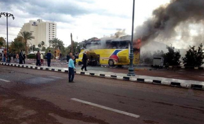Ansar Beit al-Maqdis behind attack on Egypt tourists